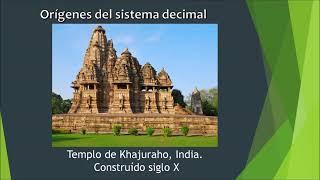 India y los origenes sistema decimalMatematicas para Todos 7 de 20