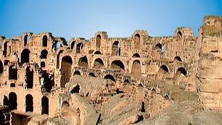 Tunesien - Mahdia El Djem - Amphitheater