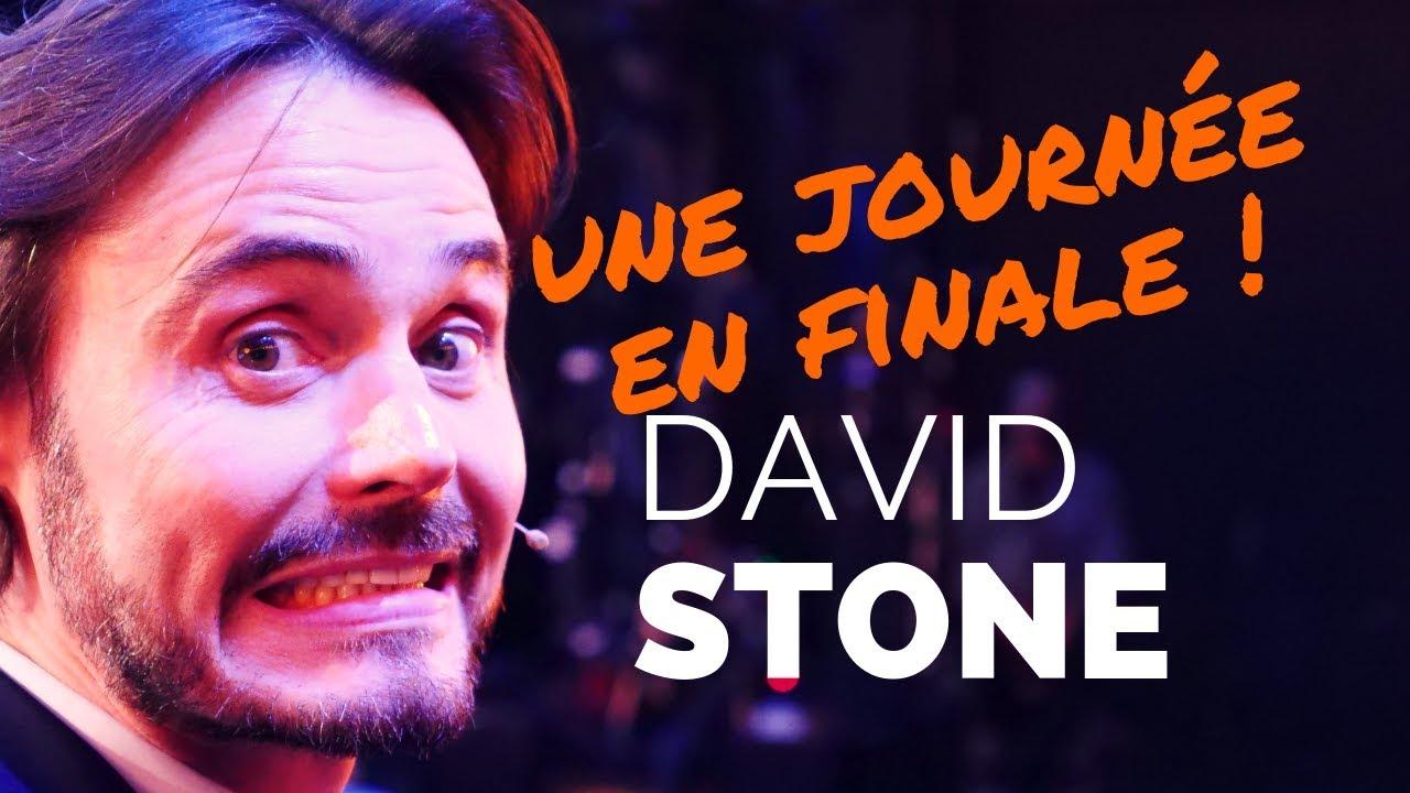 [VMBlog] David STONE | dans les coulisses de sa finale ????????????