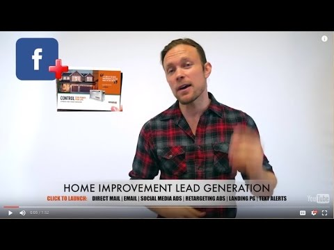 Home Improvement Lead Generation Platform