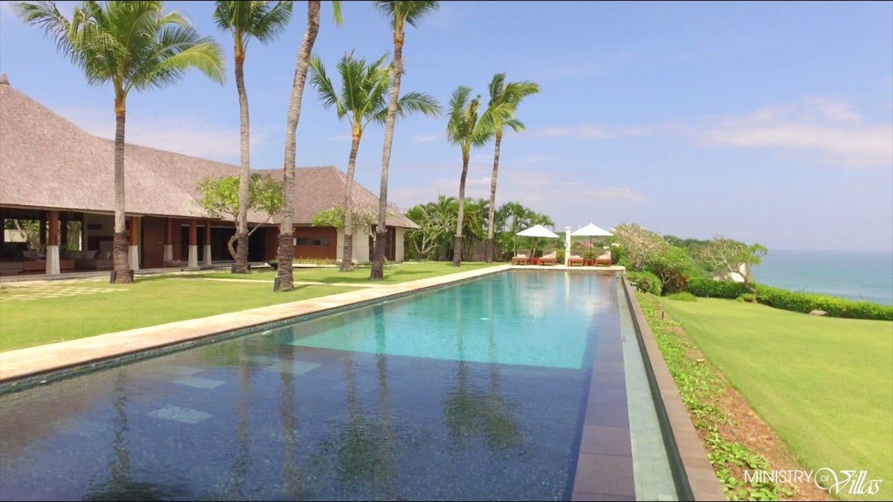 Villa Istana Uluwatu Bali Youtube