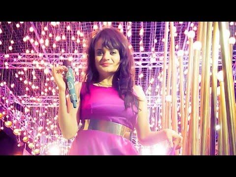 Aditi Singh Sharma Live Performance Oye Oye, Sooraj Dooba Hain, Rabta, Dhoom Machale