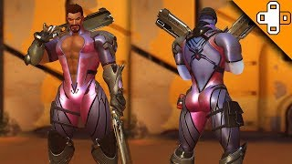 IS REAPER INTO GUYS!?!? - Overwatch Funny & Epic Moments 264 - Highlights Montage