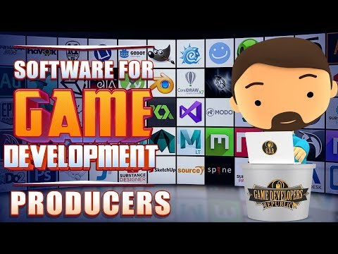 Free Professional Game Development Software-For Producers-Game Dev Republic