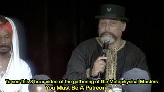 Duke Of Tiers, Panic & Phil Valentine The gathering of the Metaphysical Masters