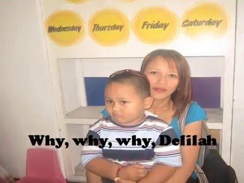 Delilah With Lyrics Tom Jones