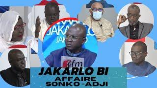 Jakaarlo Bi du 26 Février 2021 - Affaire Sonko/Adji Sarr : L'immunité du député levée