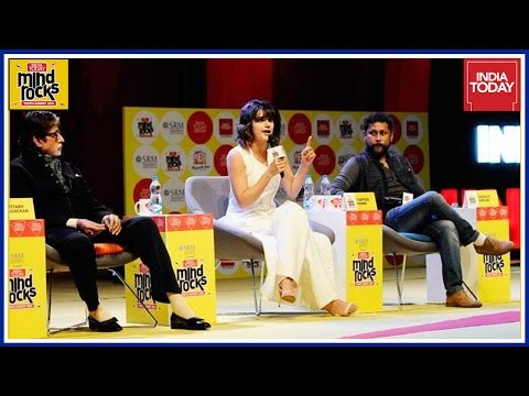 Exclusive: Pink | Amitabh Bachchan & Taapsee Pannu At India Today Mind Rocks
