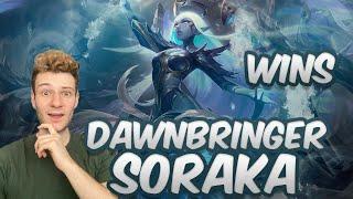Dawnbringer Soraka is the Ambulance of League   Soraka Support   League of Legends
