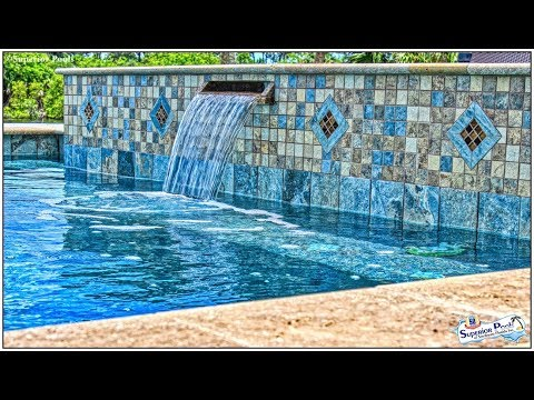 Superior Pools HSH 9.2.17 Complete Remodel, How To Add Spa A To Pool Show 8