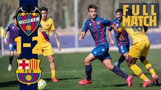 [RETRANSMISIÓN] Atlético Levante UD 1 - 2 FC Barcelona B