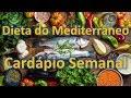 ¿Qué es y cómo funciona la dieta mediterránea? / Bien y ...