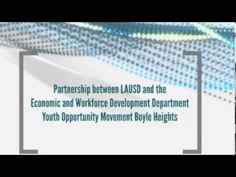 LAYOMBH YouthSource Center Program Presentation