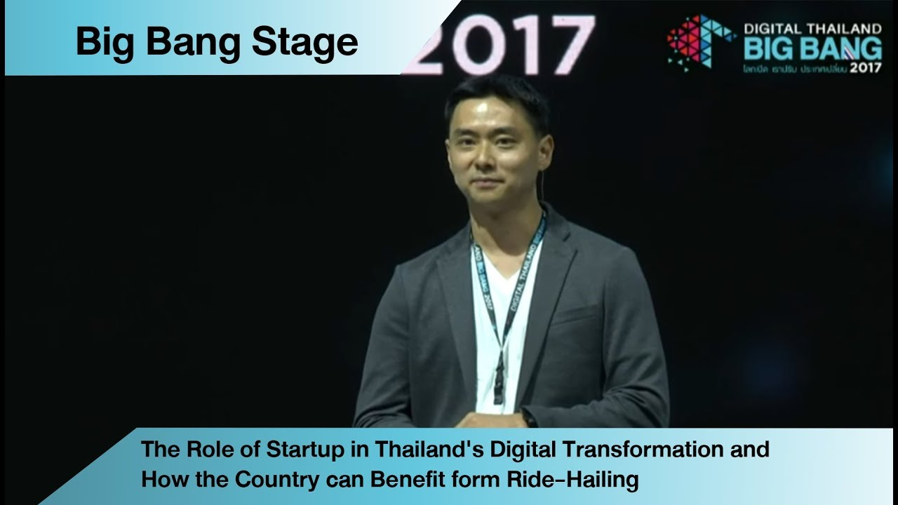 The Role of Startup in Thailand's Digital Transformation.
