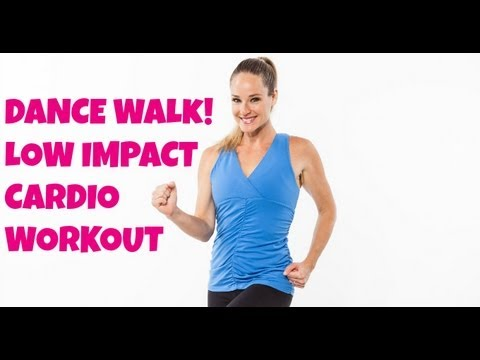 Walking, Exercise: Dance Walk Full 30-Minute Walking Workout