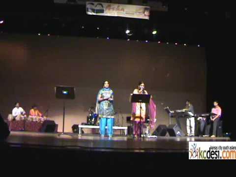 Amrutha Varshini Group @ Asha Fundraiser in Kansas City