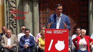 Sánchez destaca el compromiso eterno contra el terrorismo