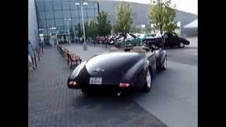2000 Buick Blackhawk Show Car at 2007 Exploration Place Show Wichita, Ks.