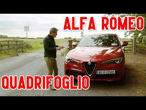 Alfa Romeo Stelvio Quadrifoglio - What's Happening In The Italian Company?