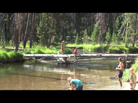 Yellowstone National Park -- Fly Fishing