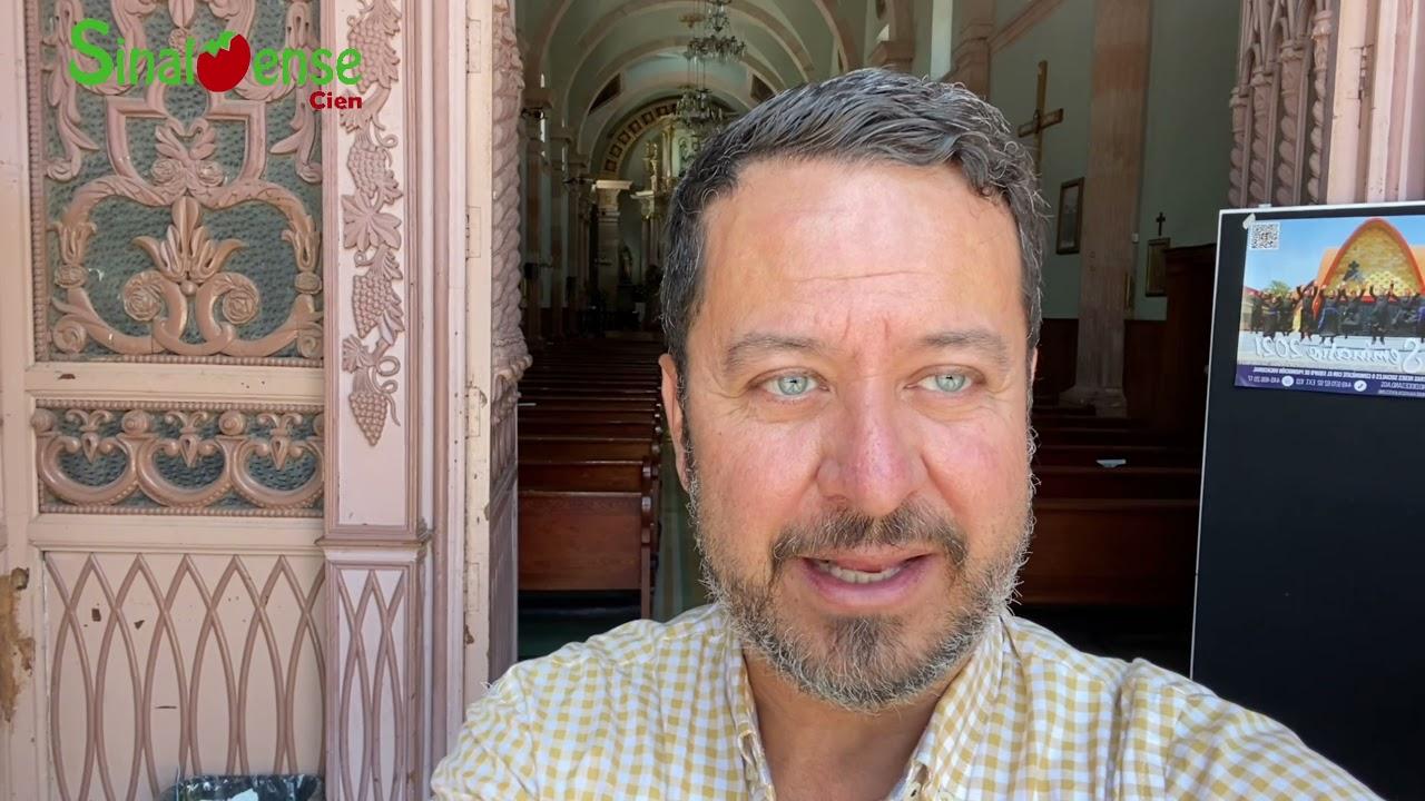 Rincón de Romos - Santuario del Sr de las angustias