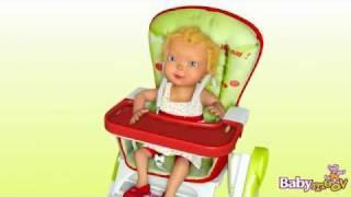 La chaise haute slim de Babymoov pour Locakid - Présentation