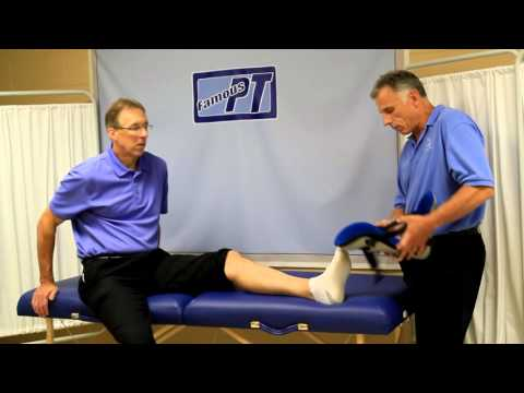 How a Night Splint Can Help Plantar Fasciitis, Heel Cord, or Calf Pain!