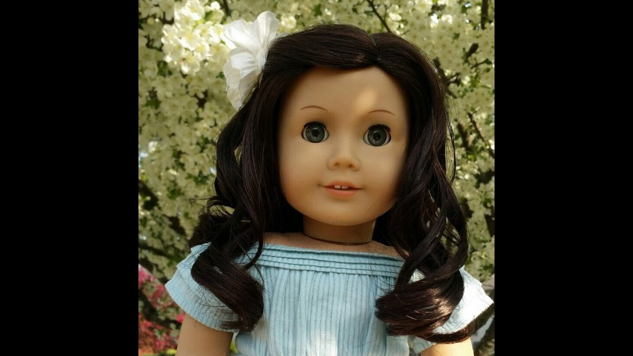American Girl Doll Ruthie