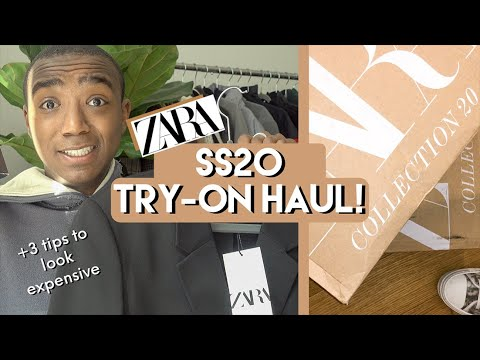 zara-ss20-men's-try-on-haul-&-3-tips-for-shopping-fast-fashion-brands
