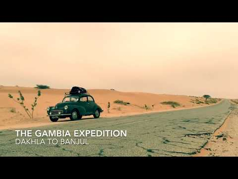 Across The Sahara in a Morris Minor | Part 2