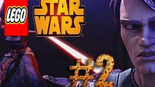 LEGO star wars the complete saga часть 2 (вторжение на набу)