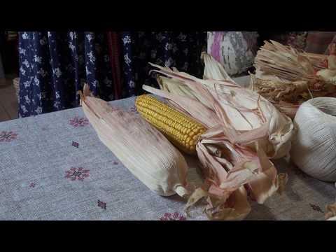 Плетение из талаша. Мастер-класс Татьяны Ткаченко