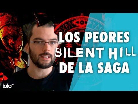 LOS PEORES SILENT HILL DE LA HISTORIA | JotaDelgado