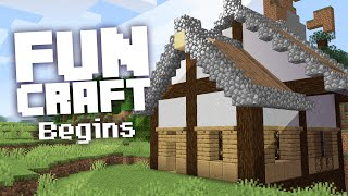 FunCraft singleplayer because I have no friends