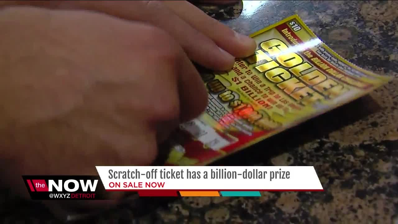 Michigan lottery instant tickets prizes remaining