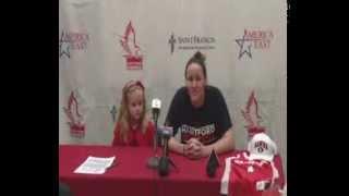 Zoe Brown named newest member of Hartford Hawks women