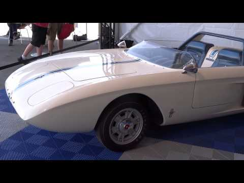1961 Ford Mustang first prototype