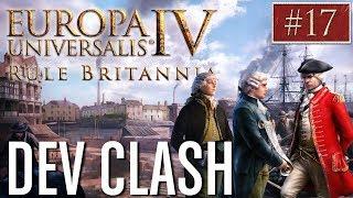 EU4 - Paradox Dev Clash - Episode 17 - Rule Britannia