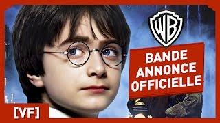 Bande annonce Harry Potter à l'école des sorciers