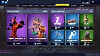 FORTNITE SHOP 28 DECEMBER NEW SKIN STELLA AMMANTATA