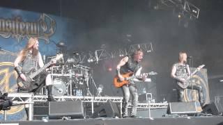 Ensiferum : Treacherous Gods @ Bloodstock Festival 2015