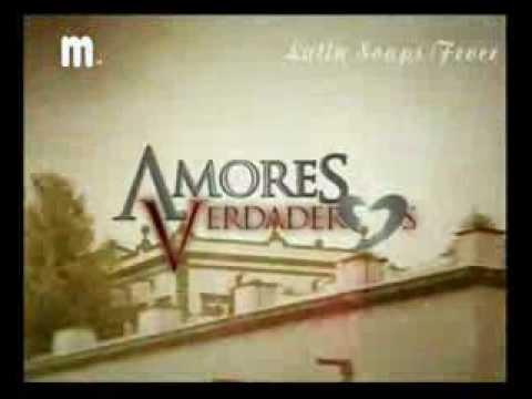 Amores Verdaderos (Αληθινή Αγάπη) - Greek promo, Macedonia TV