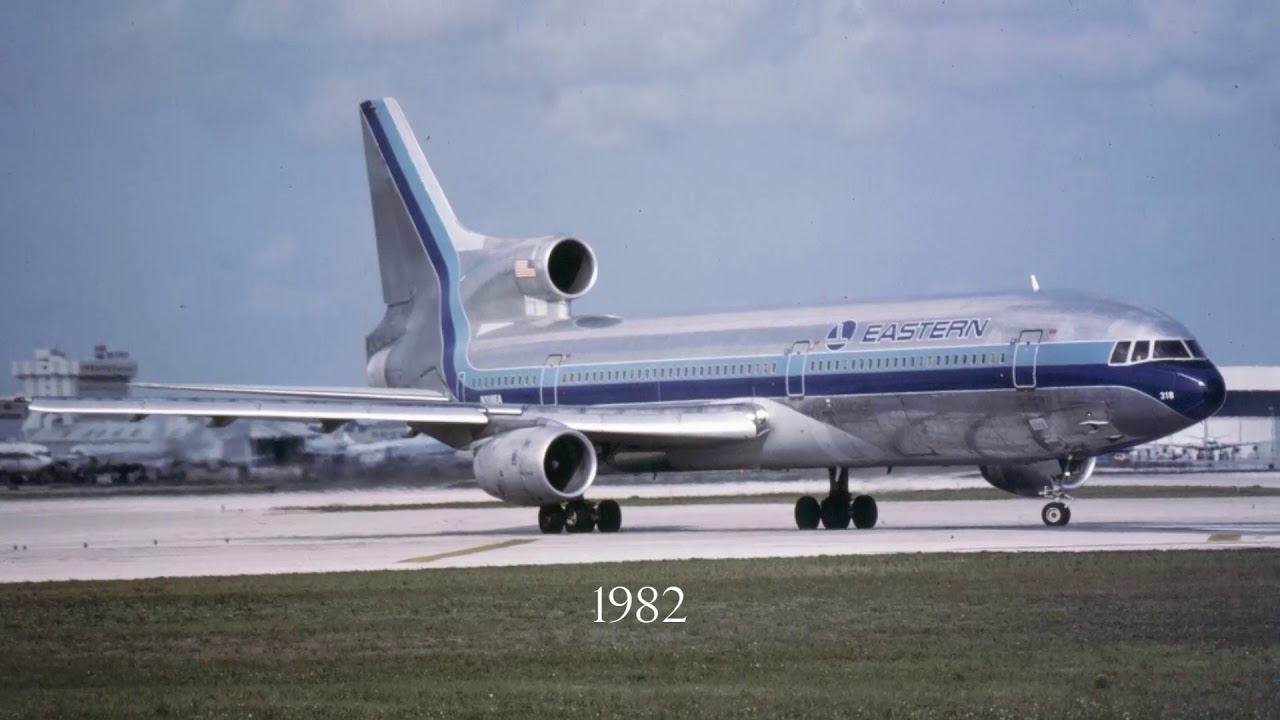 An introduction to the history of eastern airlines