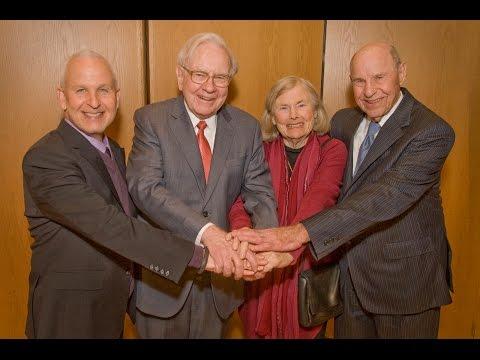 Roberta Buffett Elliott Honored for $100 Million Gift