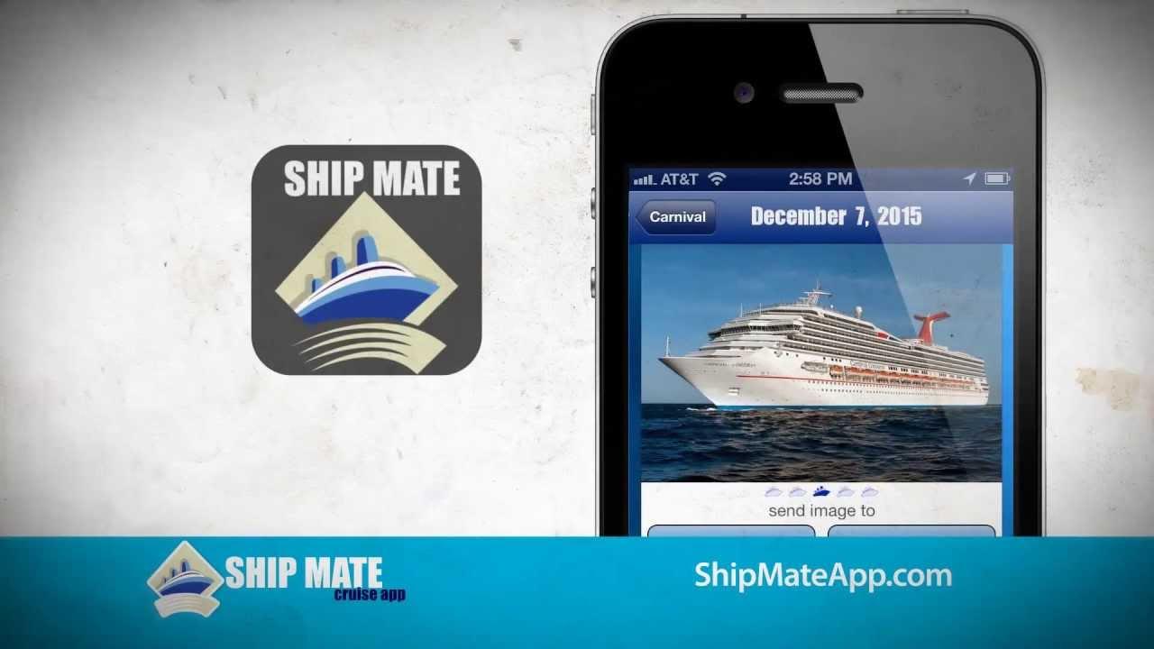 free cruise app ship mate demo youtube