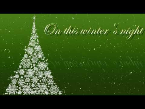 On This Winter's Night [Lyrics HD] - Lady Antebellum