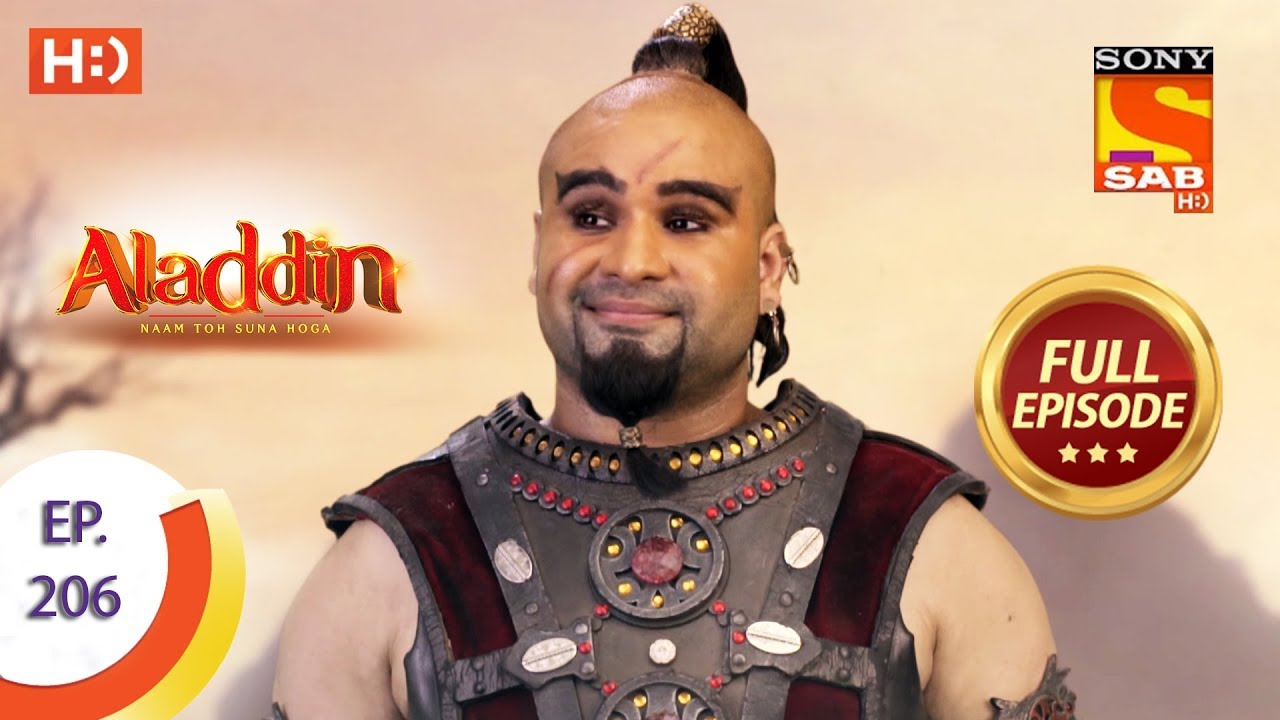 Download Aladdin - Ep 206 - Full Episode - 30th May, 2019
