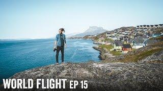 GREENLAND IS FASCINATING! - World Flight Episode 15