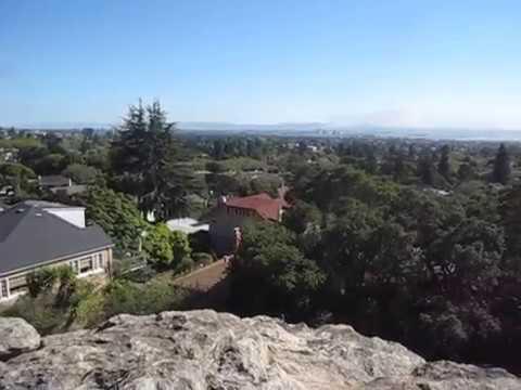 Indian Rock Park, Berkeley, California, July 3, 2015