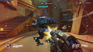 """Attack Widow on JunkerTown""(22-7 w/19 crits+18 final blows)"